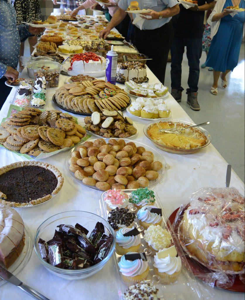 Südstaatenküche_buffetkuchen