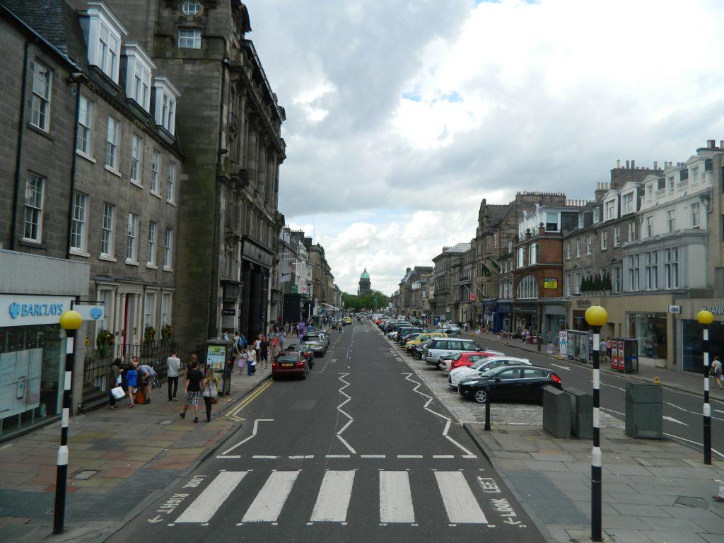 SchottlandEdinburgh