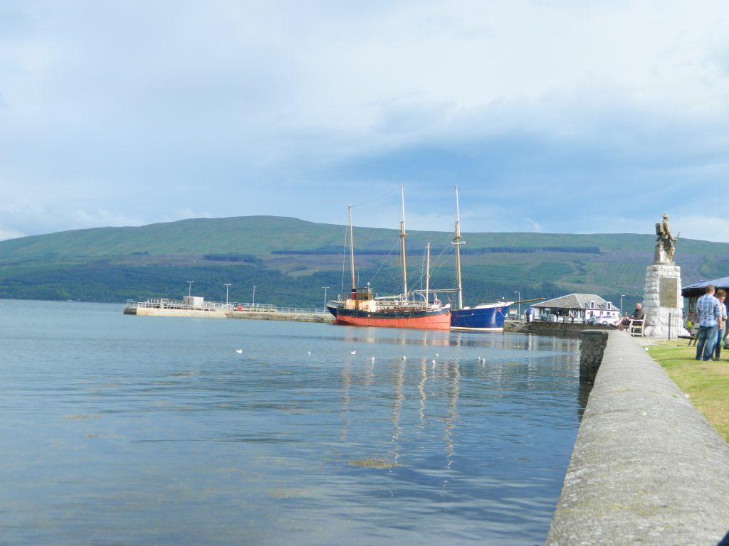 Schottland_Hafen