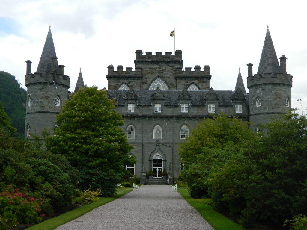 Schottland_Schloss