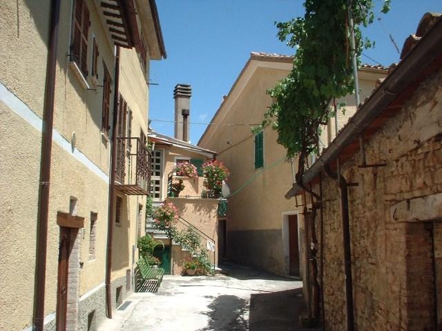 Marken_Italien_Dorf